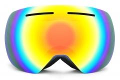 Deft Ski Goggle Front