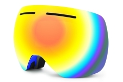 Deft Ski Goggle Isometric